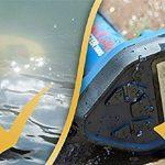 """'MINELAB Gold Shop Monster 1000Détecteur de métaux professionnel Pinpointer Plaque 10""""x 6"""" DD + 5dD pour la détection d'or et métaux précieux + Casque + piles rechargeables + chargeur maison/voiture + Pelle Scavo de la marque Minelab image 3 produit"""
