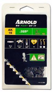 """Arnold 1191-X2-5066 Chaîne de tronçonneuse 66 maillons entraîneurs 325"""" x 1,3 mm 40 cm de la marque ARNOLD image 0 produit"""