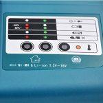 Batterie + Chargeur pour Makita 5,0Ah bl1850Li 18V 196672–8Batteries d'remplacer dc18rc DC18RA pour 14,4V ~ 18V Batterie de la marque JQSPOWER image 3 produit