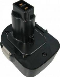 Batterie type BLACK ET DECKER A9252, 12.0V, 2000mAh, Ni-MH de la marque AboutBatteries image 0 produit