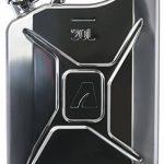 Bidon à carburant 20l, noir, en métal Arnold 6011-X1–2002 de la marque ARNOLD image 1 produit