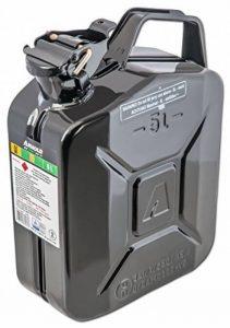 Bidon à carburant 5l, noir, en métal Arnold 6011-X1–2000 de la marque ARNOLD image 0 produit