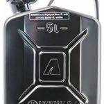 Bidon à carburant 5l, noir, en métal Arnold 6011-X1–2000 de la marque ARNOLD image 1 produit