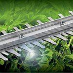 Black + Decker 18 v cisaille taille-haies sans fil-longueur de lame 45 cm-largeur de coupe 18 mm, avec batterie lithium-ion et chargeur gTC1845L20 de la marque Black & Decker image 4 produit