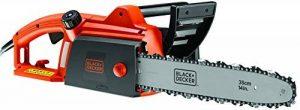Black + Decker CS1835-qs Tronçonneuse 1800 W 35 cm de la marque Black & Decker image 0 produit
