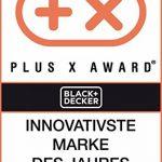 Black + Decker - GD300 - Aérateur Démousseur - 600 W 30 cm - Orange de la marque Black & Decker image 3 produit