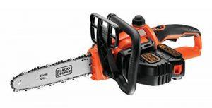 Black + Decker GKC1825L20-QW Tronçonneuse 18 V de la marque Black & Decker image 0 produit
