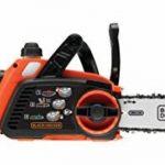 Black + Decker GKC1825L20-QW Tronçonneuse 18 V de la marque Black & Decker image 1 produit