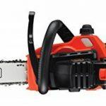 Black & Decker GKC1825LB-XJ Tronçonneuse 18 V 2 Ah (chargeur et batterie non fournis) de la marque Black & Decker image 1 produit