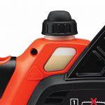 Black & Decker GKC1825LB-XJ Tronçonneuse 18 V 2 Ah (chargeur et batterie non fournis) de la marque Black & Decker image 4 produit