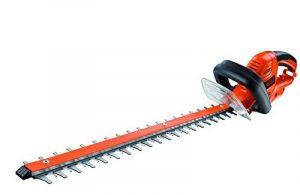 Black + Decker GT5560 Taille-haies électrique longueur de lame 60 cm 550 W (Import Allemagne) de la marque Black & Decker image 0 produit