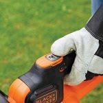 Black + Decker GTC36552PC-QW Taille haies anti blocage 55 cm 36 V/2 Ah de la marque Black & Decker image 3 produit