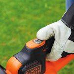 Black + Decker GTC36552PC-QW Taille haies anti blocage 55 cm 36 V/2 Ah de la marque Black & Decker image 6 produit
