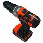 Black + Decker MT218KB Perceuse sans fil multi-outil avec 2 Batteries de la marque Black & Decker image 1 produit