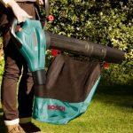 Bosch 06008A1000 Aspirateur-souffleur de jardin ALS 25 de la marque Bosch image 3 produit
