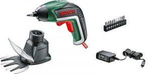 Bosch 06039A800A Visseuse sans fil IXO cisaille avec adaptateur taille-haies/cisaille de la marque Bosch image 0 produit