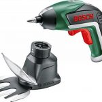 Bosch 06039A800A Visseuse sans fil IXO cisaille avec adaptateur taille-haies/cisaille de la marque Bosch image 1 produit