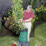 Bosch Broyeur rapide de végétaux AXT Rapid 2200 à lame 0600853600 de la marque Bosch image 3 produit
