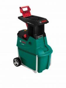 Bosch Broyeur silencieux de végétaux AXT 25 TC avec bac de ramassage 53 L et système de coupe Turbo-Cut 0600803300 de la marque Bosch image 0 produit