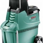 Bosch Broyeur silencieux de végétaux AXT 25 TC avec bac de ramassage 53 L et système de coupe Turbo-Cut 0600803300 de la marque Bosch image 1 produit