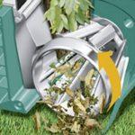 Bosch Broyeur silencieux de végétaux AXT 25 TC avec bac de ramassage 53 L et système de coupe Turbo-Cut 0600803300 de la marque Bosch image 2 produit