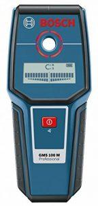 Bosch Professional 0601081100 Détecteur de métal GMS 100 M de la marque Bosch Professional image 0 produit