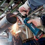 Bosch Professional 060193A30B Meuleuse angulaire GWS 18-125 V-Li de la marque Bosch Professional image 3 produit
