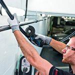 Bosch Professional 06019F2002 Meuleuse Angulaire sans-fil GWS 12V-76 2x2,5 Ah L-BOXX, 10.8 V, Bleu de la marque Bosch Professional image 5 produit