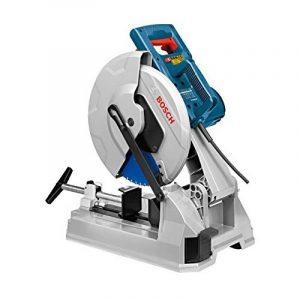 Bosch Professional 0601B28000 GCD 12 JL Scie Tronçonneuse à métal, 2000 W, Bleu de la marque Bosch Professional image 0 produit