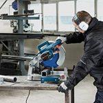 Bosch Professional 0601B28000 GCD 12 JL Scie Tronçonneuse à métal, 2000 W, Bleu de la marque Bosch Professional image 2 produit