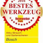 """Bosch Sculpte-haies sans fil Isio Set avec lame Multi-Click """"sculpte-haies,"""" lame Multi-Click """"taille-herbe"""" et chargeur 0600833102 de la marque Bosch image 5 produit"""
