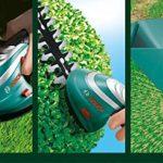 Bosch Set sculpte-haies et taille-herbes sans fil Isio set 2 lames + épandeur 1L 060083310N de la marque Bosch image 3 produit