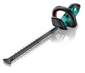 Bosch Taille-haies sans fil AHS 50-20 LI, 1 batterie 18V 2,5 ah, technologie Syneon 0600849F00 de la marque Bosch image 0 produit