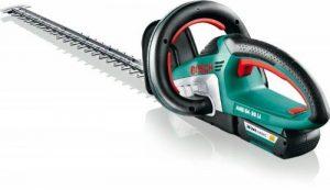 Bosch Taille-haies sans fil AHS 54-20 LI, lame 54 cm, coupe 20 cm, 1 batterie 36V 1,5 Ah, technologie Syneon 060084A100 de la marque Bosch image 0 produit