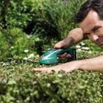 Bosch Taille-haies sans fil ASB 10,8 LI avec set de 2 lames et chargeur 0600856302 de la marque Bosch image 3 produit