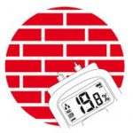 Brennenstuhl Détecteur d'humidité pour divers matériaux, humidimètre avec affichage digital LCD & signal sonore, anthracite & jaune, Quantité : 1 de la marque Brennenstuhl image 3 produit