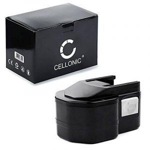 CELLONIC® Batterie premium (12V, 3000mAh, NiMH) pour AEG BBM 12 STX / BBS 12 KX Raptor / BBS 12 X Raptor / BDSE 12 STX - B 12,BX 12, BXS12, PBS 3000/12V Batterie de recharge, Accu remplacement outil de la marque Cellonic image 0 produit