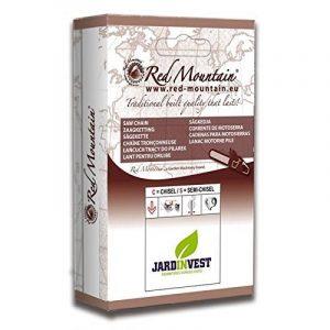 Chaine de tronconneuse 50 Maillons 3/8 LP 1.3 mm JONSERED - METABO - McCULLOCH de la marque RED MOUNTAIN image 0 produit