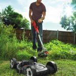 Débroussailleuse électrique sur roues => faire une affaire TOP 1 image 4 produit