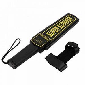 Détecteur de métal portatif à haute sensibilité avec alerte par vibration de la marque Générique image 0 produit