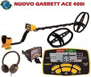 Détecteur de métaux Garrett ACE 400i avec 3 accessoires de la marque Garrett image 0 produit
