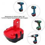 Eagglew Remplacement Batterie pour Bosch 12V 3.0Ah Ni-MH BAT043,BAT045,BAT046,BAT049,BAT120,BAT139,2607335261,2607335262,2607335273,2607335274,2607335374,2607335375,2607335395,PSB 12 VE-2,GSR 12 VE-2 de la marque Eagglew image 6 produit