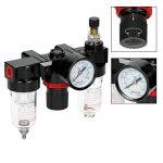 """ECD Germany Séparateur d'eau pour Compresseur 1/4"""" Séparateur d'eau pour Air Comprimé de la marque ECD-Germany image 3 produit"""