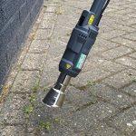 ECOPOWER Désherbeur électrique Noir 10 x 11 x 100 cm 7070 de la marque ECOPOWER image 1 produit