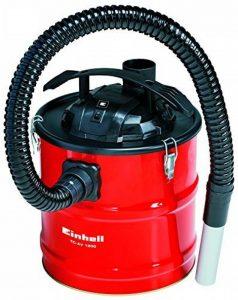 Einhell Aspirateur de cendres TC Amplificateur AV 1200(1200W, capacité du réservoir 18L, aluminium Tube d'aspiration, métal Tuyau) de la marque Einhell image 0 produit