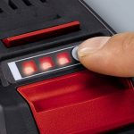 Einhell Batterie du système Power X-Change (Li-Ion, 18 V, 4,0 Ah compatible avec toutes les machines Power X-Change) de la marque Einhell image 1 produit