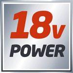 Einhell Batterie du système Power X-Change (Li-Ion, 18 V, 4,0 Ah compatible avec toutes les machines Power X-Change) de la marque Einhell image 2 produit