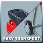Einhell Broyeur électrique silencieux GC-RS 2540 (2000 W, Régime 40 trs/min, Livré avec sac de ramassage de déchets) de la marque Einhell image 5 produit