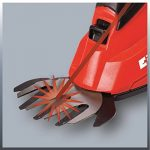 Einhell Cisaille à gazon, taille-buissons sans fil GE-CG 18 Li Solo Power X-Change (lithium ion, 18 V, largeur de coupe, lame à herbe / lame à arbuste 100/200 mm, sans batterie et ni chargeur) de la marque Einhell image 2 produit