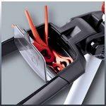 Einhell Coupe-bordures sans fil GE-CT 18 Li Solo Power X-Change (Li-lon, 18 V, Régime 8.500 trs/min, Diam. de coupe lame 24 cm, Etrier de protection, Livré avec 20 lamelles en PVC) de la marque Einhell image 2 produit